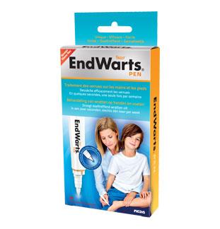 EndWarts Wratten 2,5€ Terugbetaald cashback op myShopi