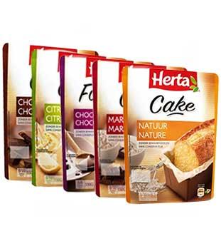 Cashback Herta Pâte à cake 100% Remboursé sur myShopi