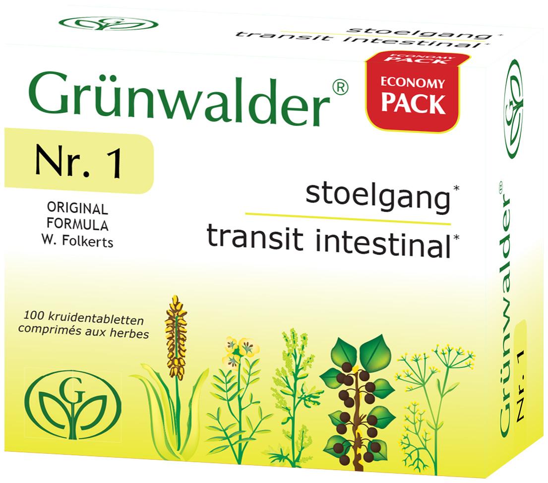 Grünwalder 2€ terugbetaald  cashback op myShopi