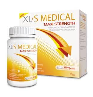 Cashback XL-S Medical Max Strenght 10€ Remboursés sur myShopi