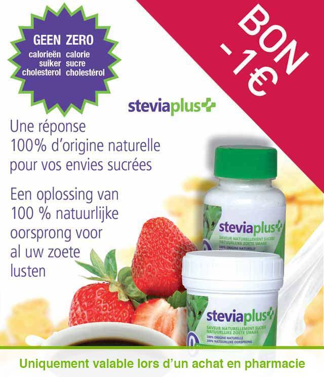 Cashback Steviaplus 1€ Remboursé sur myShopi