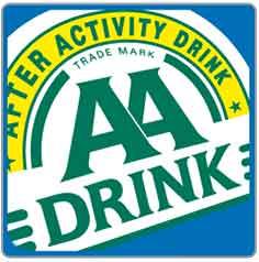 AA Drink 2,50€ Korting cashback op myShopi