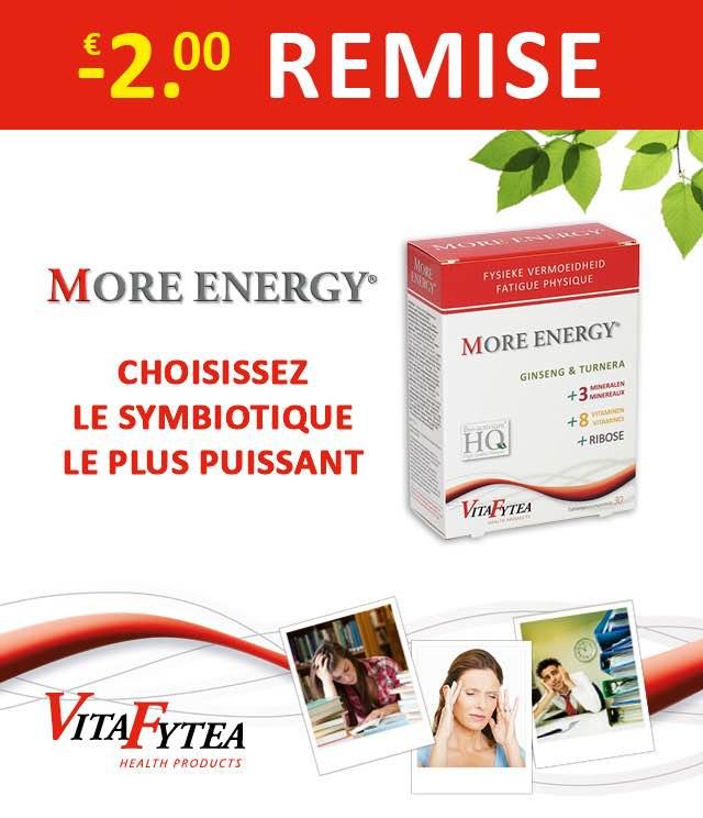 Cashback VitaFytea - Fatigue physique 2€ Remboursés sur myShopi