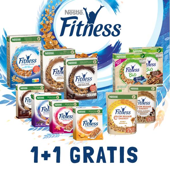 Fitness Ontbijtgranen & Graanrepen