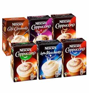 NESCAFÉ® Cappuccino 1 + 1 Gratis cashback op myShopi