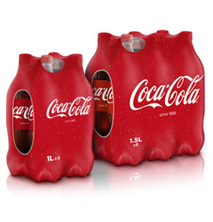 Coca Cola Family Offer €2,50 Terugbetaald