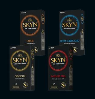 Cashback Skyn Condoms 2€ remboursés sur myShopi