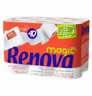 Cashback Renova Magic 4D 100% remboursé sur myShopi
