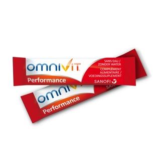 Omnivit Performance 2€ Terugbetaald cashback op myShopi
