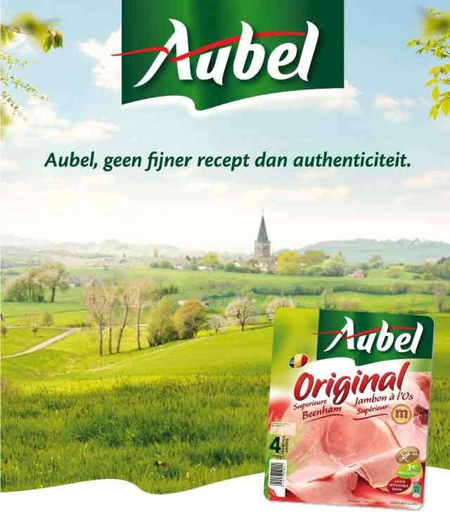 Aubel 1€ Korting cashback op myShopi