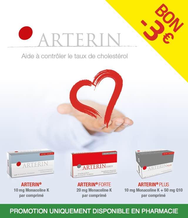 Cashback Arterin 3€ Remboursés sur myShopi