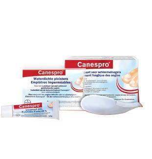 Canespro Behandelingsset Schimmelnagels 10€ Terugbetaald cashback op myShopi