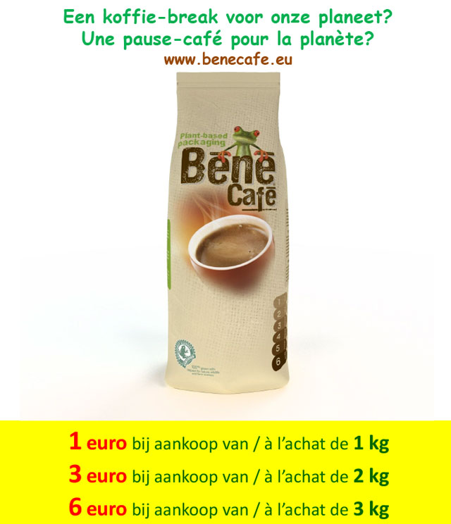 Cashback BénéCafé (chez Makro) -1€ / -3€ / -6€ sur myShopi
