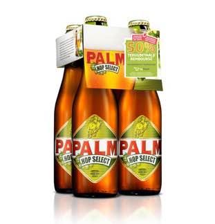 Cashback Palm Hop Select 50% Remboursé sur myShopi