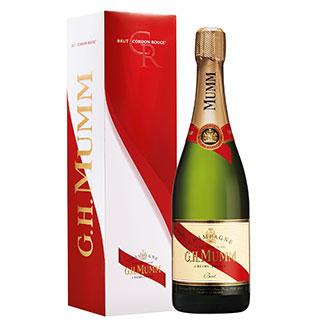 G.H.Mumm Champagne 2€ Korting cashback op myShopi