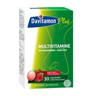 Cashback Davitamon Multivitamines 2€ Remboursés sur myShopi