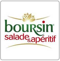 Cashback Boursin Salade & Apéritif Réduction 1€ sur myShopi