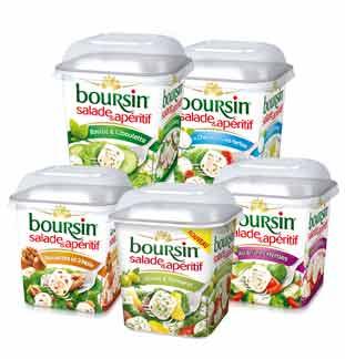 Boursin Salade & Apéritif 1€ Korting cashback op myShopi