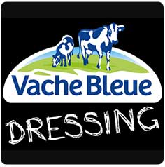 Vache Bleue Dressings 0,75€ Terugbetaald cashback op myShopi