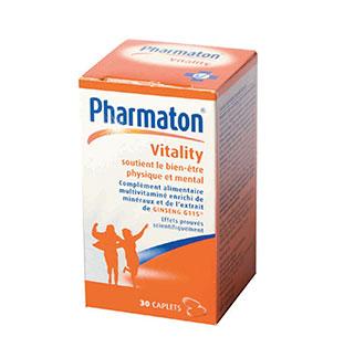 Cashback Pharmaton - Multivitamines 3€ Remboursés sur myShopi