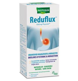 Reduflux - Brandend maagzuur 1€ Terugbetaald cashback op myShopi