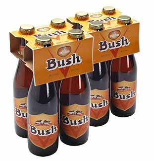 Bush Amber 1 + 1 Gratis cashback op myShopi