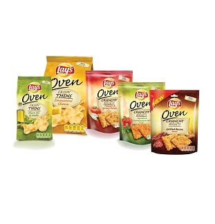 Lay's Oven Crackers 50% remboursés