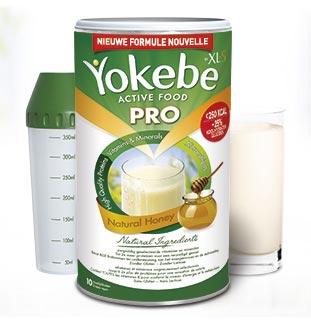 Yokebe Active Food PRO  6€ remboursés
