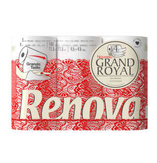 Renova Grand Royal 1+1 Gratis
