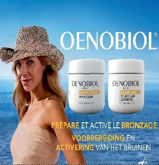 Oenobiol - Zon intensief 2,5€ Terugbetaald cashback op myShopi