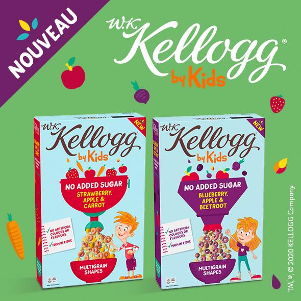 W.K Kellogg by Kids