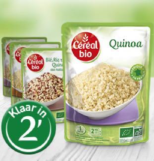 Céréal Bio Tot 2€ Korting