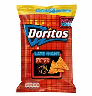 Cashback Doritos Sensational Salsa Réduction 0,30€ sur myShopi