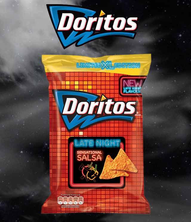 Doritos Sensational Salsa 0,30€ Korting cashback op myShopi