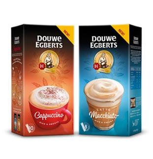 Douwe Egberts oploskoffie 50% Terugbetaald cashback op myShopi