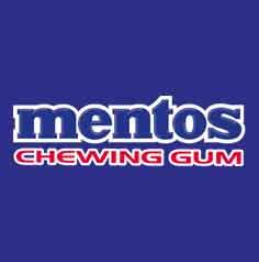 Mentos Chewing Gum 1€ terugbetaald cashback op myShopi
