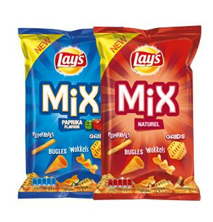 Cashback Lay's Snacks Mix 50% remboursés sur myShopi